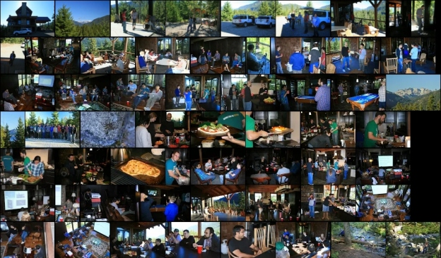 Shendure Lab 2014 Retreat (Lake Kachess, photos by Martin Kircher)